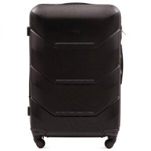 Suur reisikohver must (147-L)