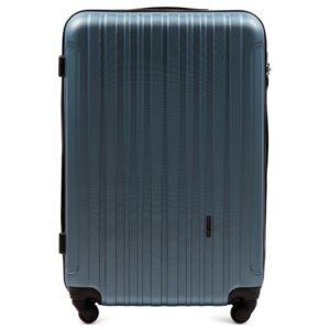 Suur reisikohver hõbe-sinine (2011-L)
