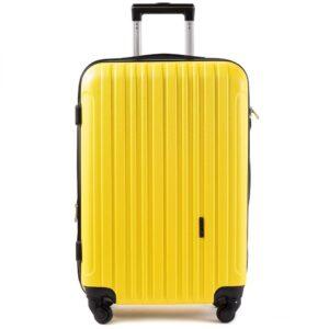 Reisikohver kollane (2011-M)