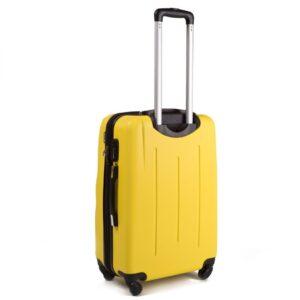 Reisikohver kollane (304-M)