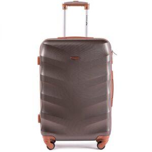 Reisikohver pruun (402-M)