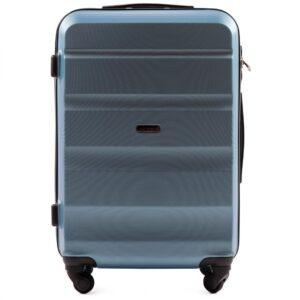 Reisikohver hõbe-sinine (AT01-M)