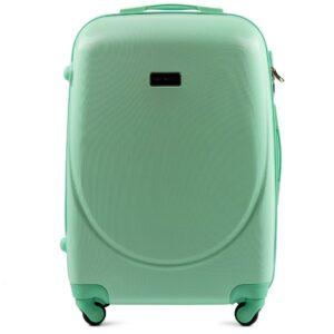 Reisikohver heleroheline (K310-M)