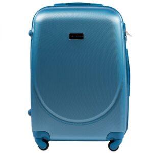 Reisikohver hõbe-sinine (K310-M)