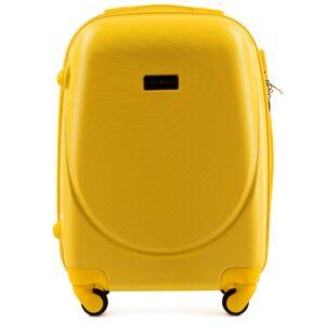 Reisikohver kollane (K310-M)