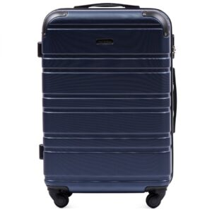 Suur reisikohver tumesinine (608-M)