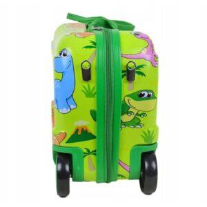 Laste reisikohver dinosaurus