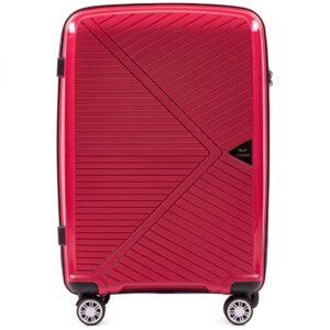 Suur reisikohver punane (PP06-M)
