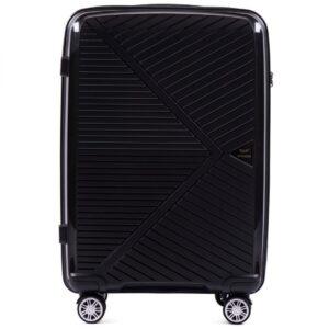 Suur reisikohver must (PP06-M)