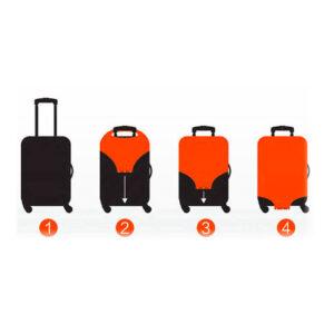 Kohvrikate reis ümber maailma