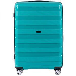 Suur reisikohver roheline (PP07-L)