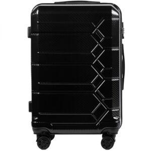 Suur reisikohver must (PC185-M)