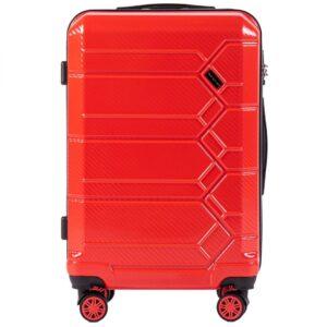 Suur reisikohver punane (PC185-M)