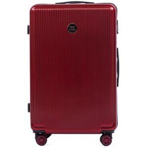 Suur reisikohver punane (PC565-L)