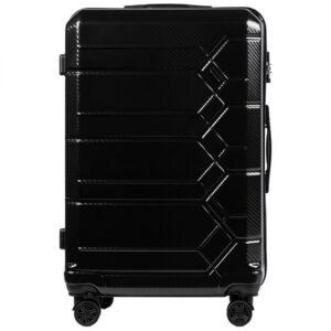 Suur reisikohver must (PC185-L)