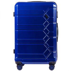 Suur reisikohver sinine royal (PC185-L)