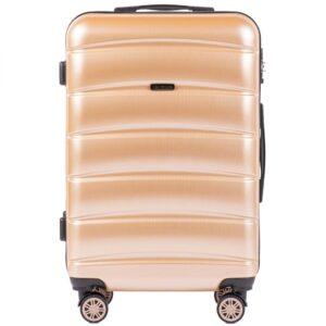 Suur reisikohver beež (PC160-M)