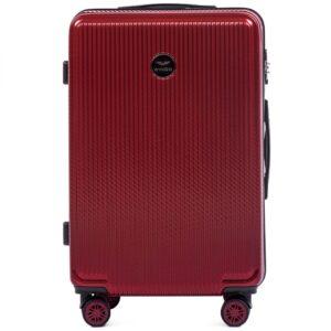 Suur reisikohver punane (PC565-M)