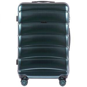 Suur reisikohver roheline (PC160-L)