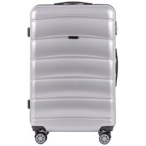 Suur reisikohver hõbe (PC160-L)