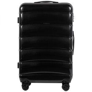 Suur reisikohver must (PC160-L)