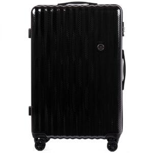 Suur reisikohver must (PC5223-L)