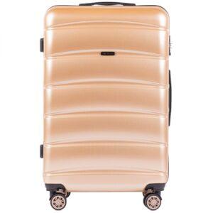 Suur reisikohver beež (PC160-L)