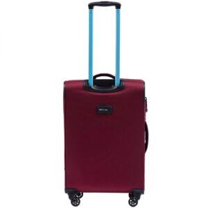 Suur reisikohver punane (2861-4-M)