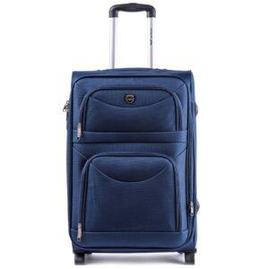 Suur reisikohver sinine (6802-2-M)