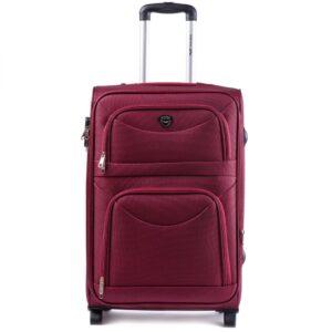 Suur reisikohver punane (6802-2-M)