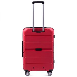 Suur reisikohver punane (PP05-M)
