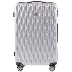 Suur reisikohver hõbe (PC190-L)
