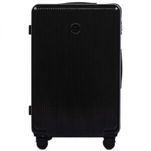 Suur reisikohver must (PC565-L)